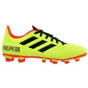 ADIDAS Predator 18.4 Firm Ground Soccer Cleats NEW